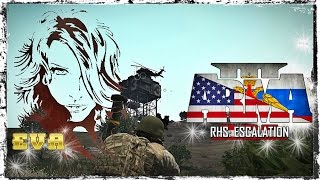 ARMA 3 RHS URALSERVER 66 #2часть