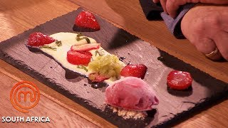 The Raw Food Challenge | MasterChef South Africa | MasterChef World