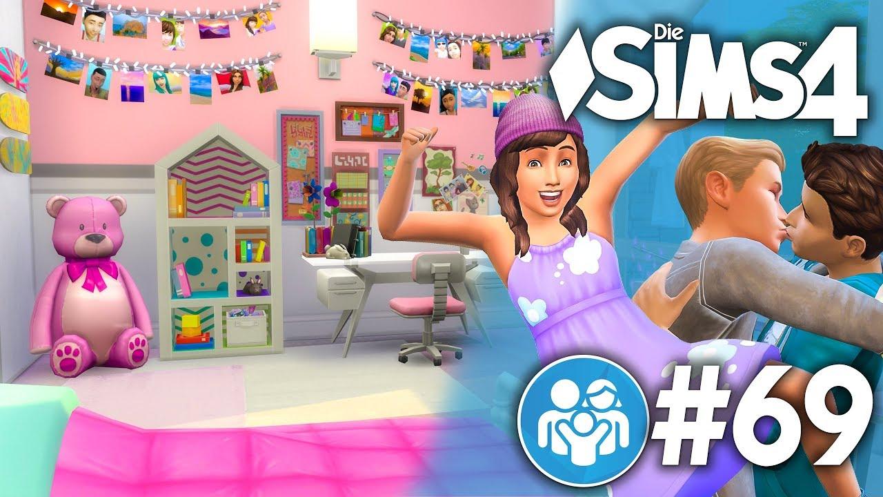 Kinderzimmer Einrichten Let S Play Die Sims 4 Elternfreuden 69