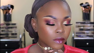 Super GLAM Makeup Tutorial 2018