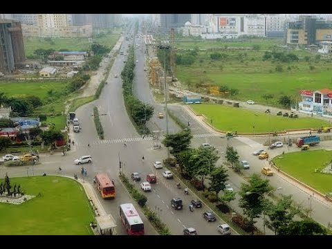Complete Tour of New Town | Kolkata | satellite city | Actio