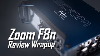 Zoom F8n Review