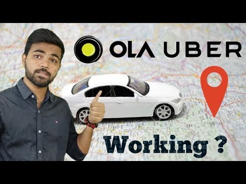 How ola,uber cabs works | how gps works in tamil | Tamil | Learn Tech