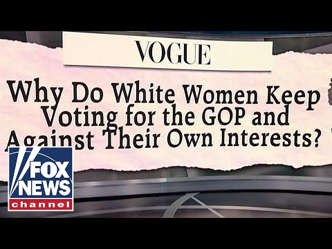 Vogue targets white