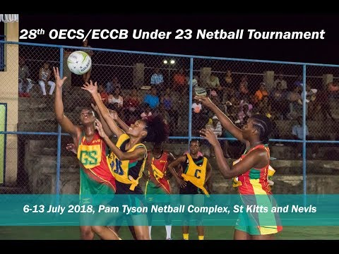 28th OECS Yosoukeiba Netball Tournament