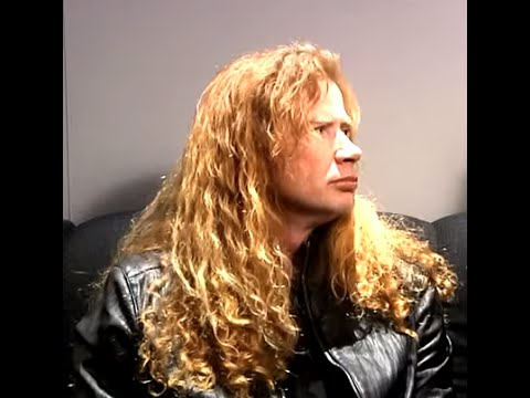 Dave Mustaine on another Big 4? w/ Jericho - Jesse Leach interview - Dream Theater video game!