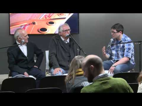 SVA Unscripted with Bob Giraldi & Marshall Arisman