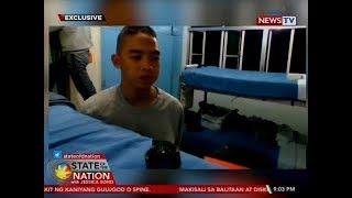 SONA: Pagpapahirap kay PMA Cadet 4th Class Darwin Dormitorio ilang araw bago siya...