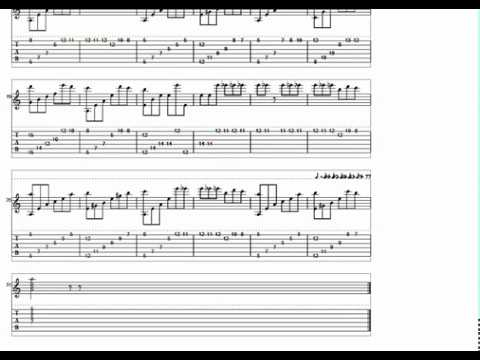 Beethoven - Fur Elise (Full Version) - Guitar Tabs Tutorial - YouTube