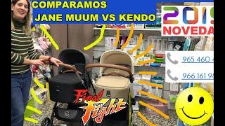 COMPARAMOS JANE MUUM JANE KENDO 2019