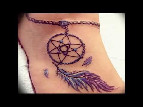 Значение тату на щиколотке - фото примеры рисунков татуировки на теле