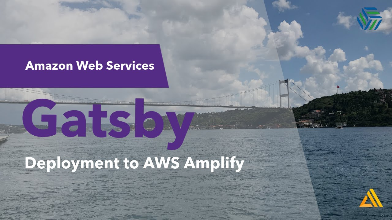 Gatsby JS | Continuous deployment with AWS Amplify