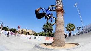 Vans BMX Street Invitational - First Practice Video!