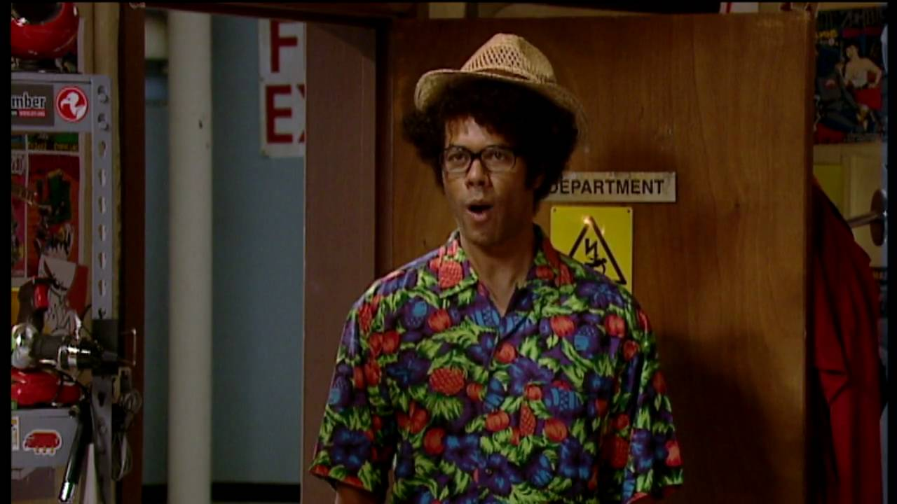Download The IT Crowd - Series 3 - Episode 6 - Back From Holiday
