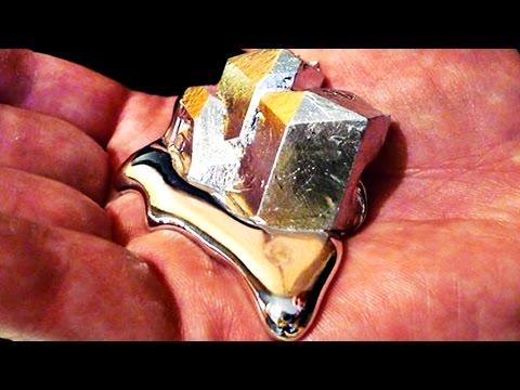 Top 10 Strangest Elements