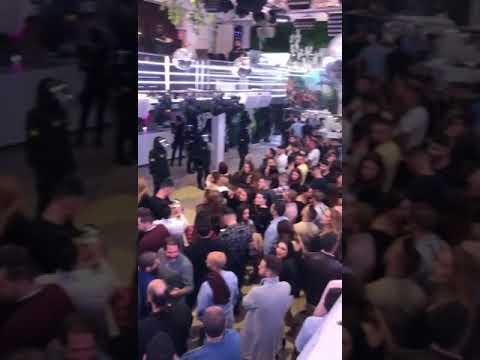 Vídeo del registro en la discoteca Kube de Algeciras