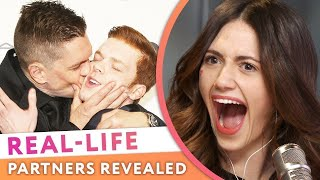 Shameless: Real-Life Partners 2020 Revealed! |⭐ OSSA