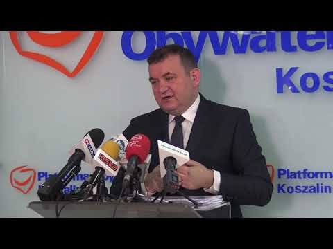 Poseł RP Stanisław Gawłowski o zarzutach, które stawia mu prokuratura. Pełny zapis konferencji.