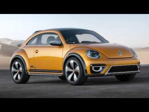 2018 Volkswagen Beetle GRC Special Edition