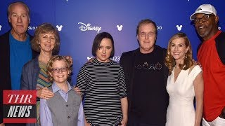 'Incredibles 2' Reveals New Cast, Character Details | THR News