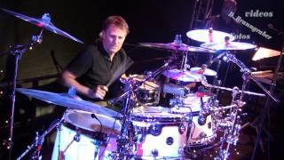 Drum Solo - Ingo Manstedt   Live   ELO Tribute in Oberhausen