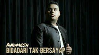 Gambar cover Andmesh Kamaleng - Bidadari Tak Bersayap (Song by Anji) (Lirik)