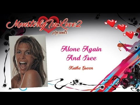 Kathe Green - Alone Again And Free (1976)
