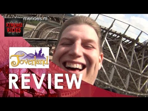 Review attractiepark Toverland, Sevenum Limburg Holland [DUTCH VERSION]
