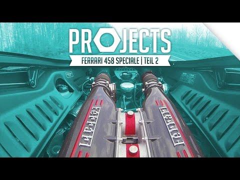JP Performance - R3 Wheels | Ferrari 458 Speciale | Teil 2