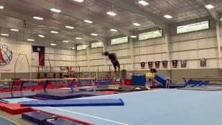 Simone Biles Upgrades 2019 | Triple Twisting Double Back