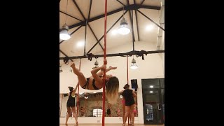 Static Pole Training