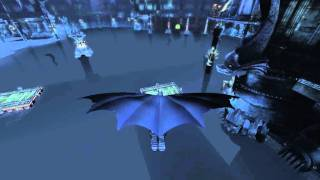 Batman Arkham City  Penguin Shark Beat Down