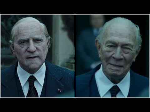 Kevin Spacey vs Christopher Plummer in All The Money In The World