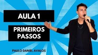 AULA 1 - Aula de Canto - PRIMEIROS PASSOS