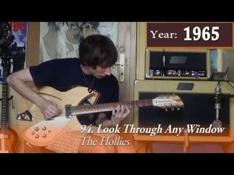 100 Rock N Roll Guitar Riffs 1955  1965
