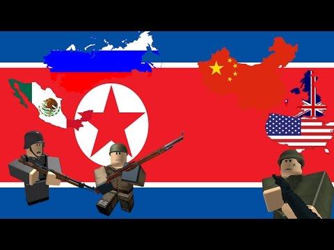 Roblox 3rd World War Simulation [HD]