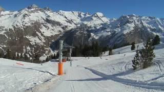 Visitamos la Estación de Esquí de Artouste (Pirineo Francés)