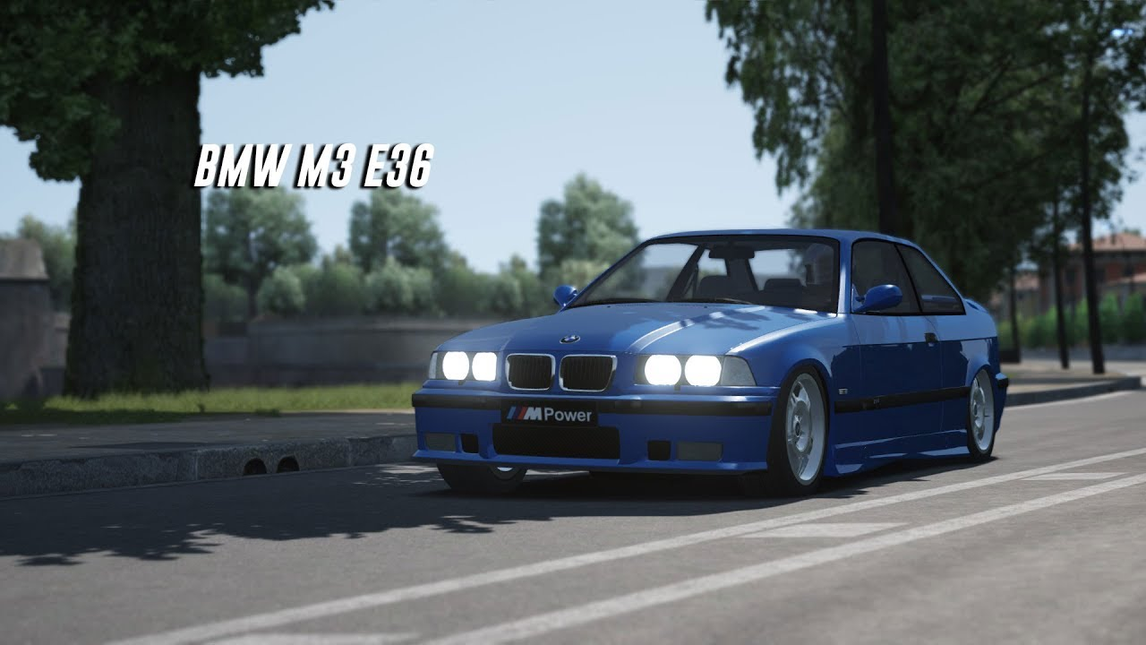 bmw m3 e36 assetto corsa gameplay youtube. Black Bedroom Furniture Sets. Home Design Ideas