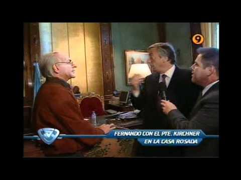 Néstor Kirchner | Fredy Villarreal