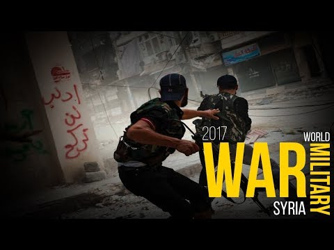 Battles for Syria  August 10th 2017  Eastern Damascus