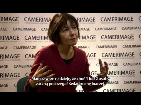 Camerimage 2014 Kim Longinotto interview
