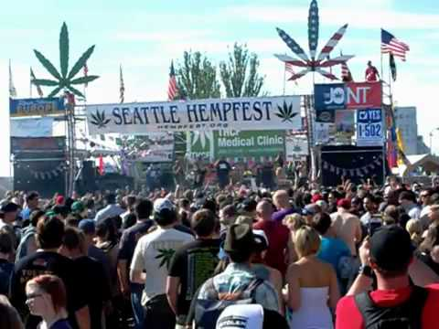 Seattle Marijuana Events 2012-2013 - 420 Events - Marijuana Cash Crop