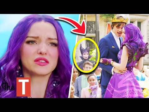 The Real Reason Maleficent Wasn't In Descendants 3