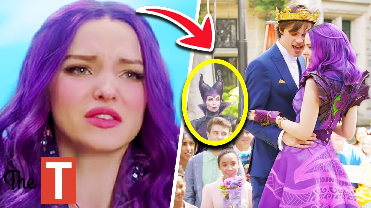 The Real Reason Maleficent Wasn T In Descendants 3