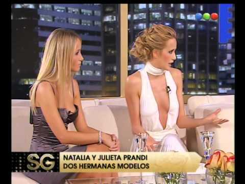 Julieta Prandi, separada de Gastón Portal - Susana Giménez