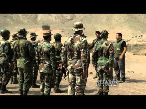 Aliados por la Seguridad: Combatientes DINOES 02/06/2013