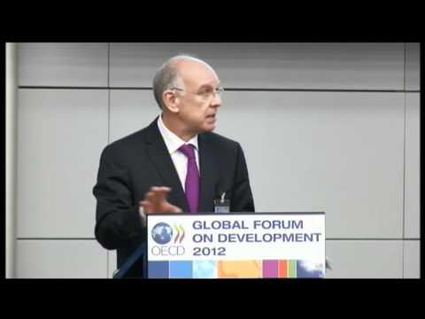 (4/6) 2012 OECD Global Forum on Development - Session 4