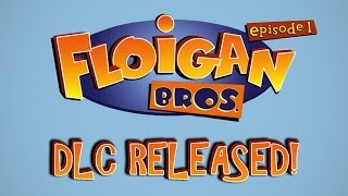 Floigan Bros. DLC Released!