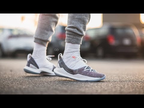 "Review & On-Feet: Under Armour Curry 5 ""Welcome Home"""