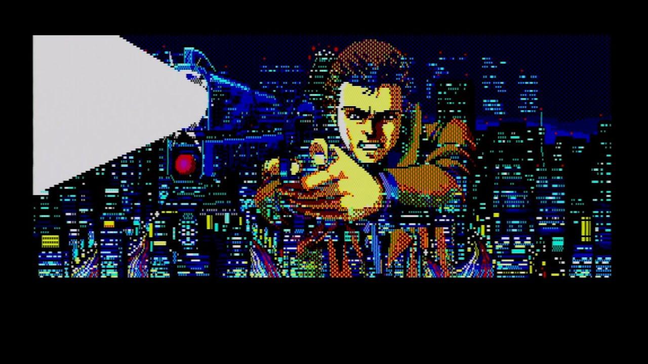 スナッチャー エンディング(Ending) MSX2実機 [1080p FRAMEMEISTER]